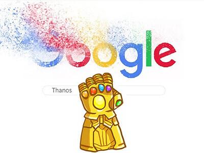 Google Thanos Snap