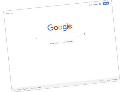 Askew Google, Google Tilt