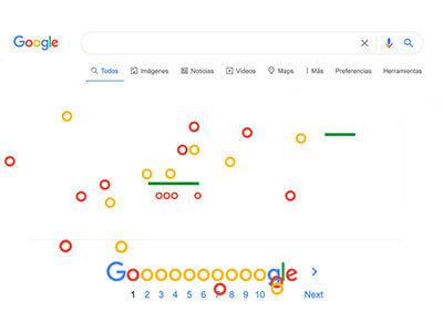 Google Zerg Rush Game