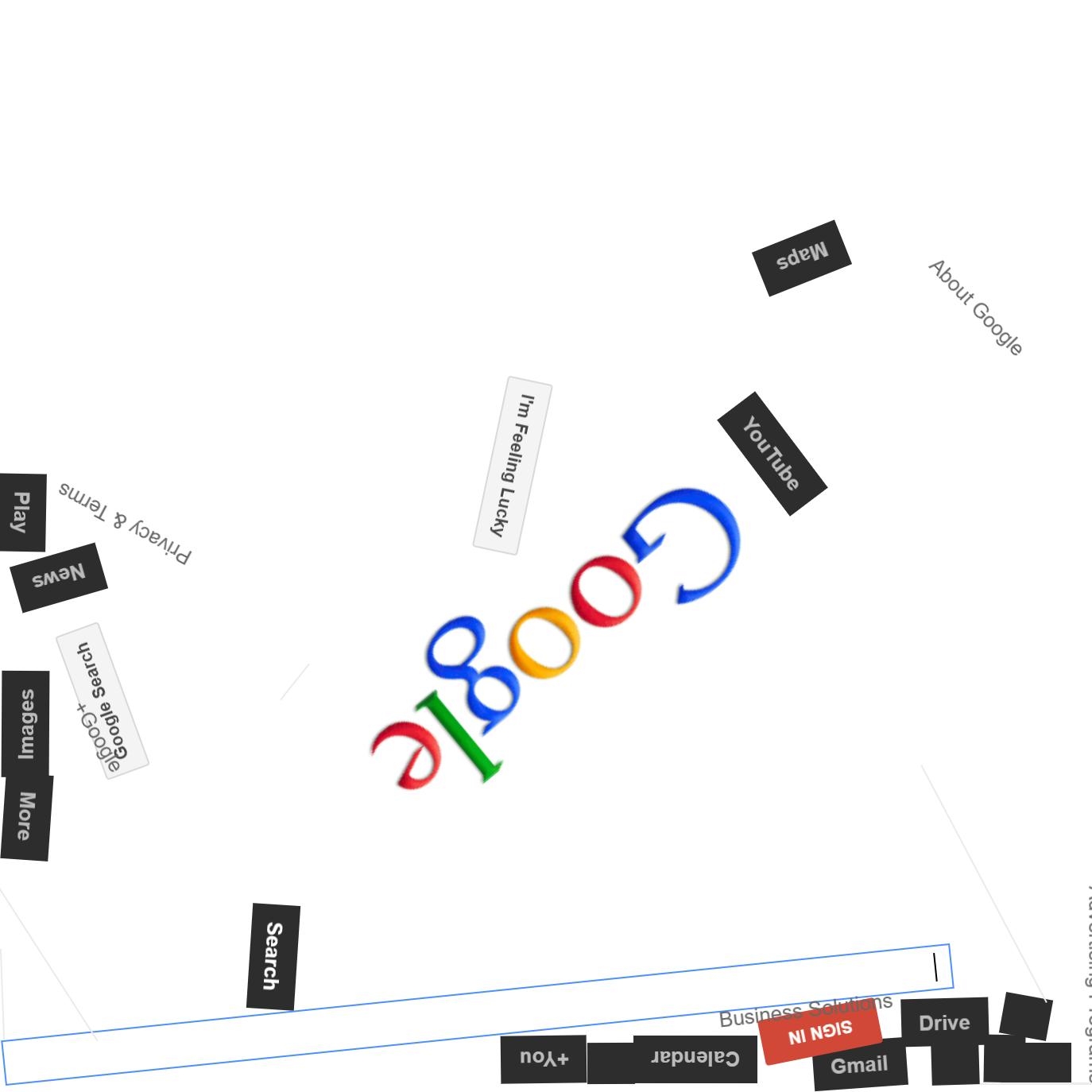 🡻 [Click Open in new window] google gravity online game